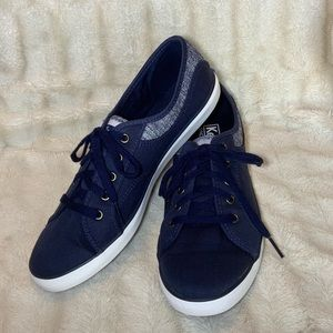 KEDS Navy Shoes